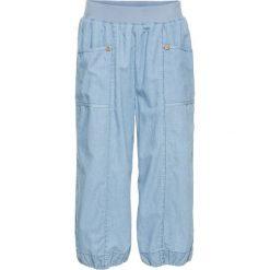 """Dżinsy Baggy z ozdobnymi szwami bonprix niebieski """"bleached"""". Niebieskie jeansy damskie bonprix. Za 44.99 zł."""
