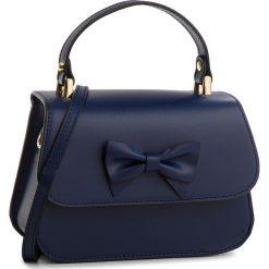 Torebka CREOLE - K10527 Granat L118. Niebieskie torebki do ręki damskie Creole. W wyprzedaży za 139.00 zł.