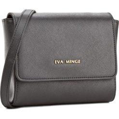 Torebka EVA MINGE - Odalis 2F 17NB1372170EF 401. Czarne listonoszki damskie Eva Minge, ze skóry ekologicznej. W wyprzedaży za 199.00 zł.