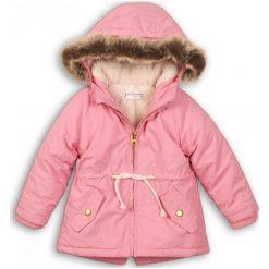 Minoti Płaszcz Dziewczęcy Ze Sznureczkiem 110/116 Różowy. Czerwone kurtki i płaszcze dla dziewczynek Minoti. Za 149.00 zł.