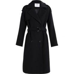 5f67185039 KIOMI Płaszcz wełniany  Płaszcz klasyczny black. Płaszcze damskie marki  KIOMI.