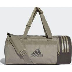 Adidas Adidas Torba Convertible 3-Stripes Duffel Small Beżowy. Torby podróżne damskie marki BABOLAT. Za 121.36 zł.
