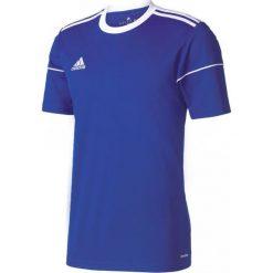 Adidas Koszulka piłkarska Squadra 17 niebieska r. M (S99149). Koszulki sportowe męskie marki bonprix. Za 54.99 zł.