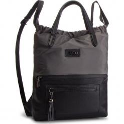 Plecak NOBO - NBAG-F4330-C019 Czarny Szary. Plecaki damskie marki QUECHUA. W wyprzedaży za 159.00 zł.