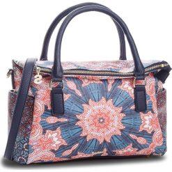 Torebka DESIGUAL - 18WAXPB2 3022. Niebieskie torebki do ręki damskie Desigual, ze skóry ekologicznej. W wyprzedaży za 209.00 zł.