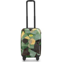 Walizka Camo Limited kabinowa. Zielone walizki męskie Crash Baggage, moro. Za 1,095.00 zł.
