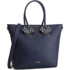 Torebka PUCCINI - BT28586 Granatowy 7A. Niebieskie torby na ramię damskie Puccini. W wyprzedaży za 209.00 zł.