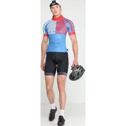 Craft REEL BIB SHORTS  Legginsy black/white. Spodnie sportowe męskie Craft, z elastanu. Za 419.00 zł.