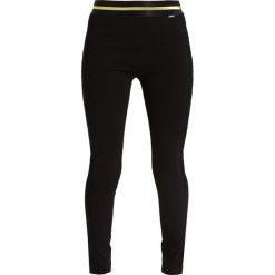 Liu Jo Jeans FUSEAUX  Legginsy black. Legginsy damskie Liu Jo Jeans. Za 589.00 zł.