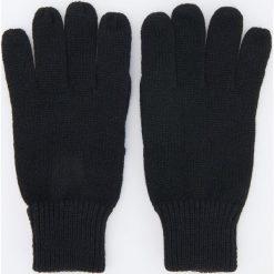 Rękawiczki - Czarny. Czarne rękawiczki męskie Reserved. Za 29.99 zł.