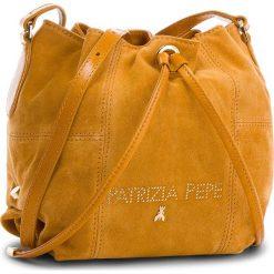 Torebka PATRIZIA PEPE - 2V8368/A4M9-F1UW Citrus/Natural Beige. Brązowe torebki do ręki damskie Patrizia Pepe, ze skóry. W wyprzedaży za 799.00 zł.