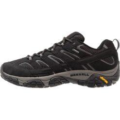 Merrell MOAB 2 GTX Obuwie hikingowe black. Trekkingi męskie Merrell, z gumy, outdoorowe. Za 509.00 zł.