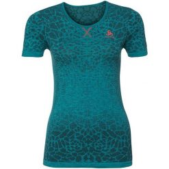 Odlo Koszulka damska Blackcomb Light C/O turkusowa r. M (312391). T-shirty damskie Odlo. Za 175.93 zł.