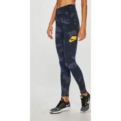 Nike Sportswear - Legginsy. Szare legginsy damskie Nike Sportswear. Za 159.90 zł.