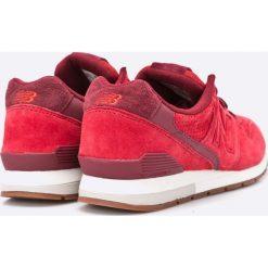 New Balance - Buty MRL996LO. Różowe buty sportowe męskie New Balance, z gumy. W wyprzedaży za 299.90 zł.