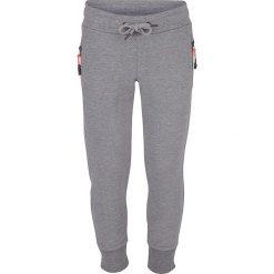 """Spodnie dresowe """"Brenda"""" w kolorze szarym. Spodnie sportowe dla chłopców marki 4f. W wyprzedaży za 109.95 zł."""