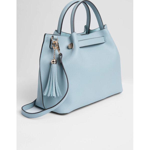 71044dbf57689 Torebka city bag - Torebki do ręki damskie marki Orsay, z jeansu. W ...