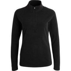 Spyder SHIMMER  Bluza z polaru black. Bluzy damskie Spyder, z materiału. W wyprzedaży za 341.10 zł.