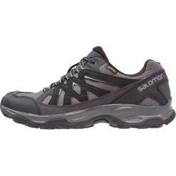 Salomon EFFECT GTX Obuwie hikingowe magnet/black/monument. Buty sportowe męskie Salomon, z gumy, outdoorowe. Za 489.00 zł.