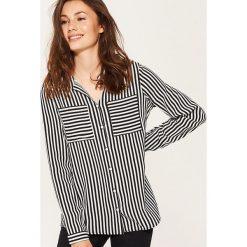 Koszula z wiskozy - Czarny. Koszule damskie marki SOLOGNAC. W wyprzedaży za 39.99 zł.
