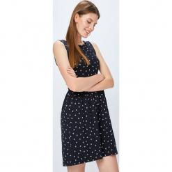 Only - Sukienka Niella. Szare sukienki damskie Only, z bawełny, casualowe, na ramiączkach. W wyprzedaży za 89.90 zł.