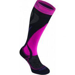 Bridgedale Skarpety Narciarskie Vertige Mid Women's Black/Fluo Pink S (35-37). Czarne skarpety damskie Bridgedale, z wełny. W wyprzedaży za 85.00 zł.