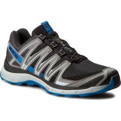 Buty SALOMON - Xa Lite 393307 27 V0 Black/Quiet Shade/Imperial Blue. Czarne buty sportowe męskie Salomon, z materiału. W wyprzedaży za 319.00 zł.