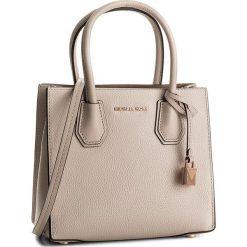 Torebka MICHAEL MICHAEL KORS - Mercer 30S8TM9M2L  Soft Pink. Brązowe torby na ramię damskie MICHAEL Michael Kors. W wyprzedaży za 759.00 zł.