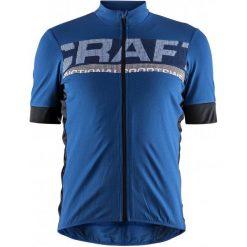 Craft Koszulka Rowerowa Męska Reel, Niebieski Xl. Niebieskie koszulki sportowe męskie Craft. W wyprzedaży za 189.00 zł.