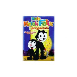 Mały kotek Felix i przyjaciele: Magiczna torba do usług [DVD]. Torby i plecaki dziecięce marki Pulp. Za 21.59 zł.