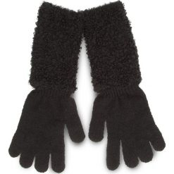 Rękawiczki Damskie MARELLA - Sceicco 65660286 004. Czarne rękawiczki damskie Marella, z materiału. Za 279.00 zł.