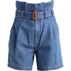 Miss Sixty IANNA JEANS Szorty jeansowe blue denim. Szorty damskie Miss Sixty. W wyprzedaży za 500.65 zł.