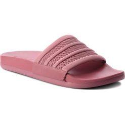 Klapki adidas - adilette Comfort B42205 Tramar/Tramar/Tramar. Czerwone klapki damskie Adidas, z tworzywa sztucznego. W wyprzedaży za 139.00 zł.