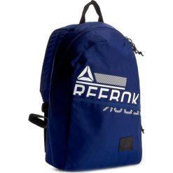 Plecak Reebok - Style Found Follow Gr Bp CD2190  Deecob. Niebieskie plecaki damskie Reebok, z materiału, sportowe. Za 99.95 zł.