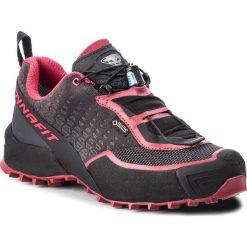 Buty DYNAFIT - Speed Mtn Gtx W GORE-TEX 64037 Asphalt/Crimson 0952. Czarne obuwie sportowe damskie Dynafit, z gore-texu. W wyprzedaży za 719.00 zł.