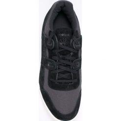 Reebok Classic - Buty Workout. Czarne buty sportowe męskie Reebok Classic, z materiału. W wyprzedaży za 219.90 zł.