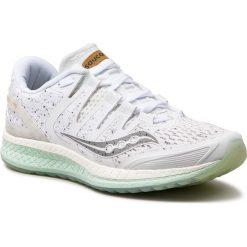 Buty SAUCONY - Liberty Iso S10410-40 Wht. Białe buty sportowe męskie Saucony, z materiału. Za 699.00 zł.