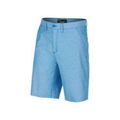 Oakley Oxford Short Ozone 33. Niebieskie krótkie spodenki sportowe męskie Oakley, z bawełny. W wyprzedaży za 149.00 zł.