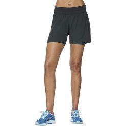 Asics Spodenki damskie 2w1 5.5 IN Short czarne r. S (141228-0904). Spodnie dresowe damskie Asics. Za 207.03 zł.