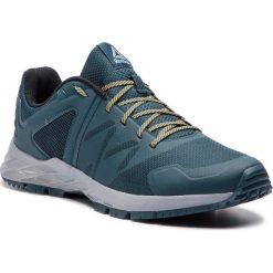 Buty Reebok - Astroride Trail CN6240 Blue Hills/Gold/Black. Zielone buty sportowe męskie Reebok, z materiału. Za 249.00 zł.