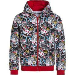 Little Marc Jacobs JOGGING Bluza rozpinana schwarz/rot. Bluzy dla chłopców Little Marc Jacobs, z bawełny. Za 369.00 zł.
