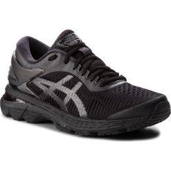 Buty ASICS - Gel-Kayano 25 1012A026  Black/Black 002. Czarne obuwie sportowe damskie Asics, z materiału. W wyprzedaży za 609.00 zł.