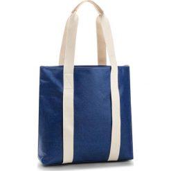 Torebka CLARKS - Tasmin Day 261322060 Blue Canvas. Niebieskie torebki do ręki damskie Clarks, z materiału. W wyprzedaży za 289.00 zł.