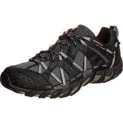 Merrell WATERPRO MAIPO Obuwie hikingowe black. Trekkingi męskie Merrell, z materiału, outdoorowe. Za 349.00 zł.