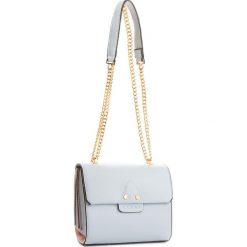 Torebka NOBO - NBAG-E3110-C012 Niebieski. Niebieskie torebki do ręki damskie Nobo, ze skóry ekologicznej. W wyprzedaży za 119.00 zł.