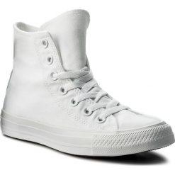 Trampki CONVERSE - Ct As Sp Hi 1U646 White Monochrome. Białe trampki męskie Converse, z gumy. W wyprzedaży za 219.00 zł.