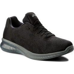 Buty ASICS - Gel-Kenun Mx T838N Black/Black/Carbon 9090. Czarne buty sportowe męskie Asics, z materiału. W wyprzedaży za 399.00 zł.