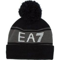 Czapka EA7 EMPORIO ARMANI - 275813 8A306 00020 Black. Czapki i kapelusze damskie marki WED'ZE. W wyprzedaży za 229.00 zł.