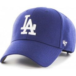 47brand - Czapka Los Angeles Dodgers. Szare czapki i kapelusze męskie 47brand. W wyprzedaży za 69.90 zł.
