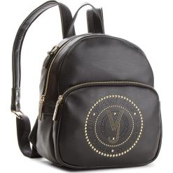 Plecak VERSACE JEANS - E1VSBBR7 70718 899. Czarne plecaki damskie Versace Jeans, z jeansu, eleganckie. W wyprzedaży za 519.00 zł.